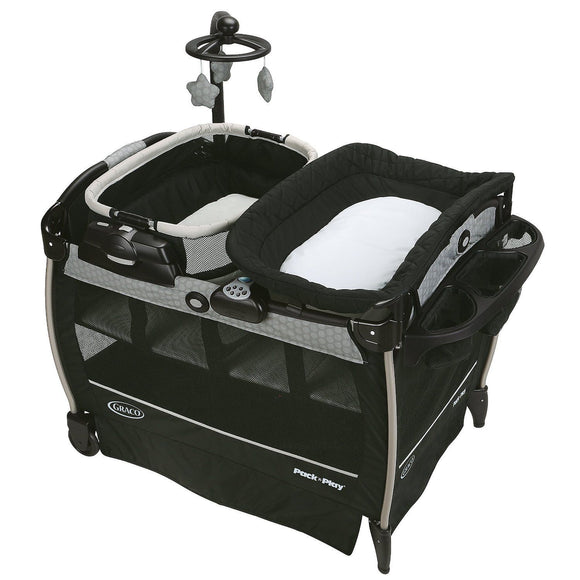 Graco Pack 'n Play Playard Nearby Napper