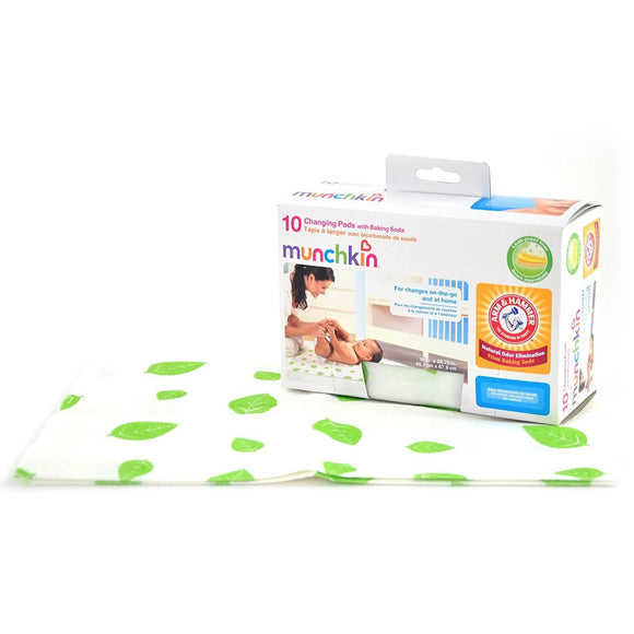 A&H Disposable Changing Pads - 10pk