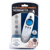 MOBI DualScan HEALTH CHECK Ear and Forehead Thermometer