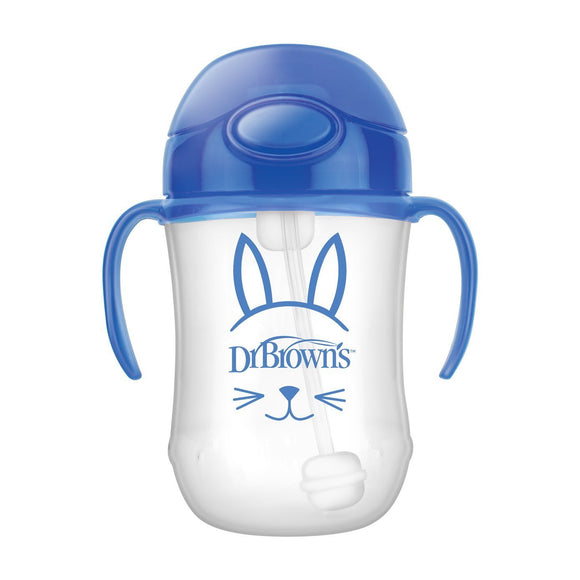 Dr. Browns 9 Ounce Baby's First Straw Cup