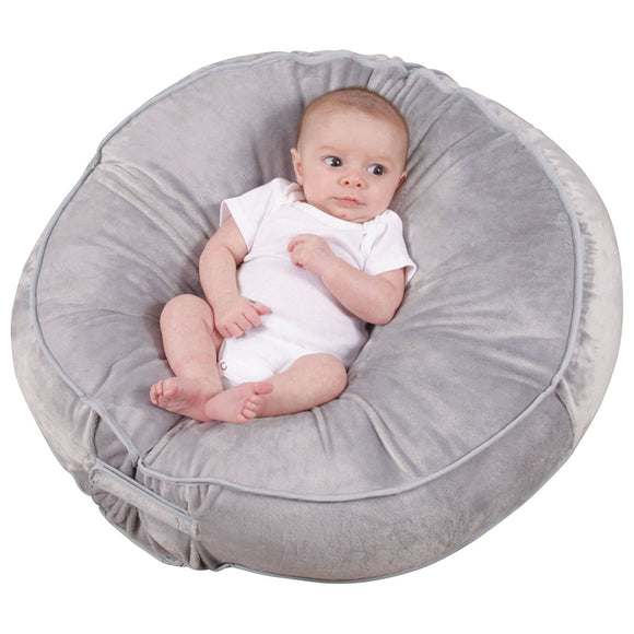 Leachco Podster Plush Infant Lounger