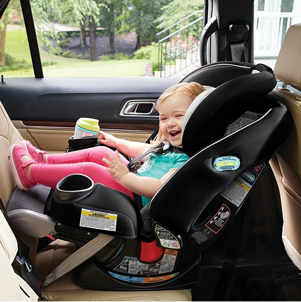 cfc268be50d47 Graco 4Ever Extend2Fit 4-in-1 Car Seat – Stanford Distributing