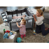Graco Pack 'n Play Quick Connect Portable Bouncer - Balancing Act