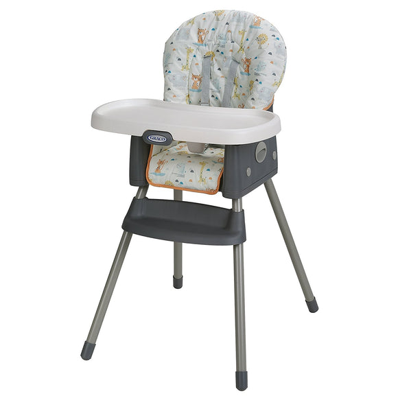Graco SimpleSwitch Convertible High Chair - Linus