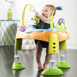 Evenflo ExerSaucer Bounce-A-Saurus Activity Center