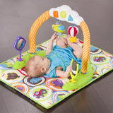 Evenflo ExerSaucer Triple Fun Activity Center - World Explorer