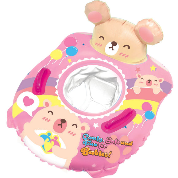Nai-B K Hamster Cushion Spaceship Baby Swim Float