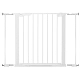 "BabyDan Premier Pressure Gate with 2 Extensions 28.9"" - 36.7"""