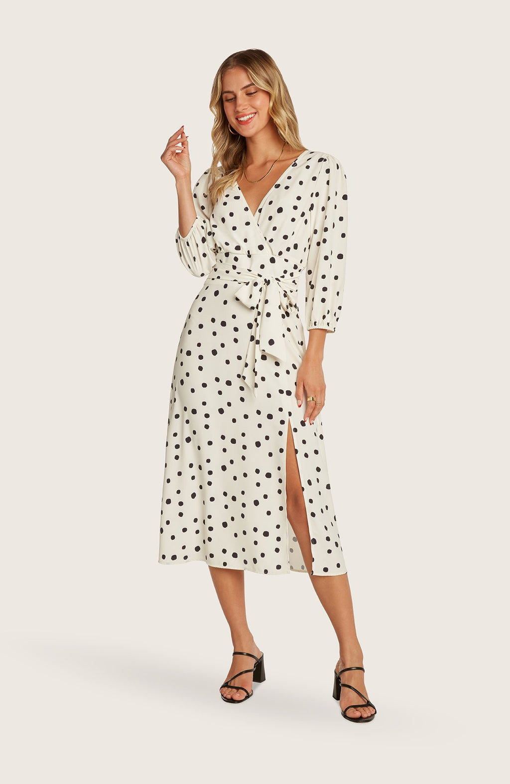 willow-dede-dress-polkadot-midi-length-highslit-wrap-style-vneck-long-sleeve-black-white