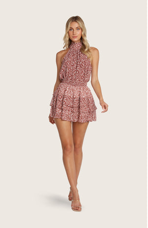 willow-Kathleen-skirt-mini-tiered-berry-gathered-flouncy-lined-shorts
