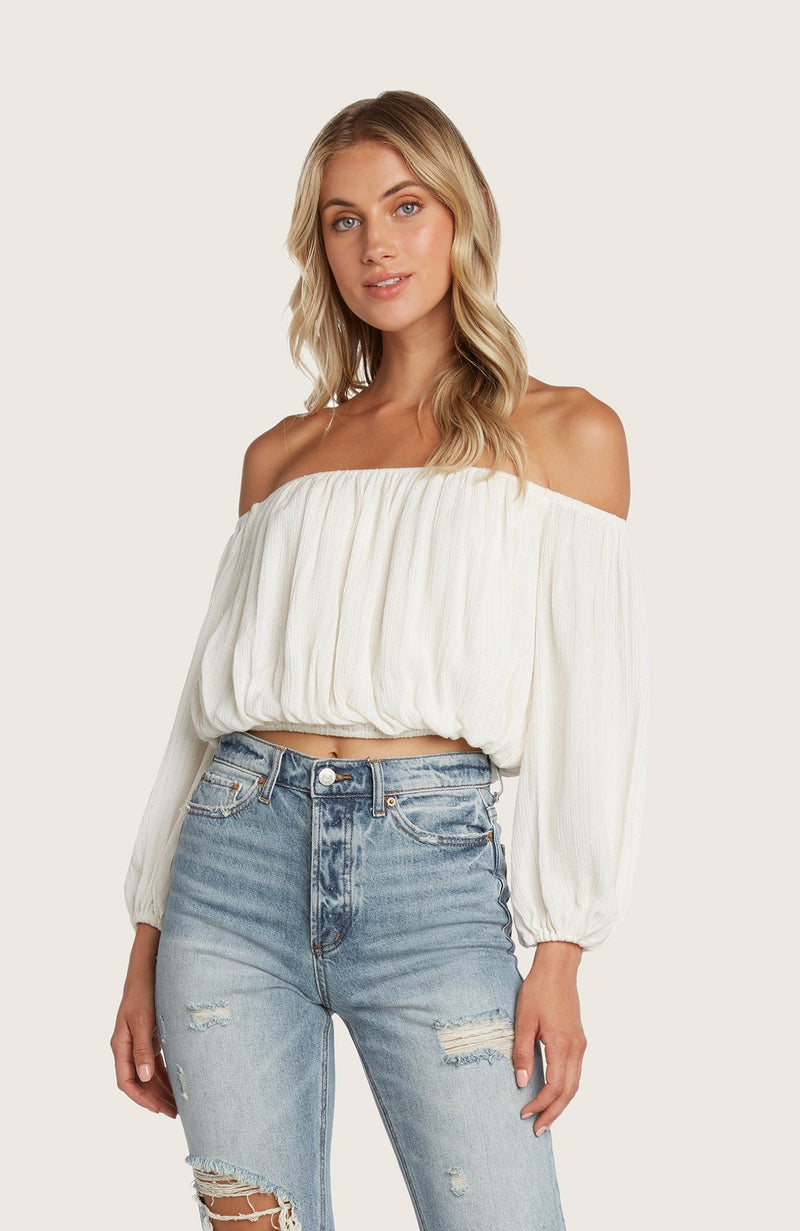 willow-mari-crop-top-off-the-shoulder-white-crinkle-crepe