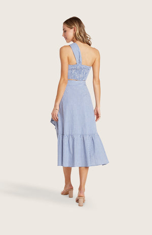 willow-raquel-two-piece-set-midi-skirt-one-shoulder-top-blue-stripe