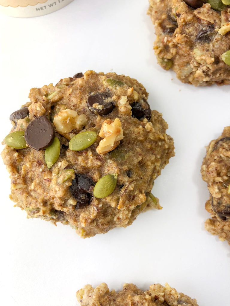Tips For A Successful Morning + @livelymeals Breakfast Cookie Recipe