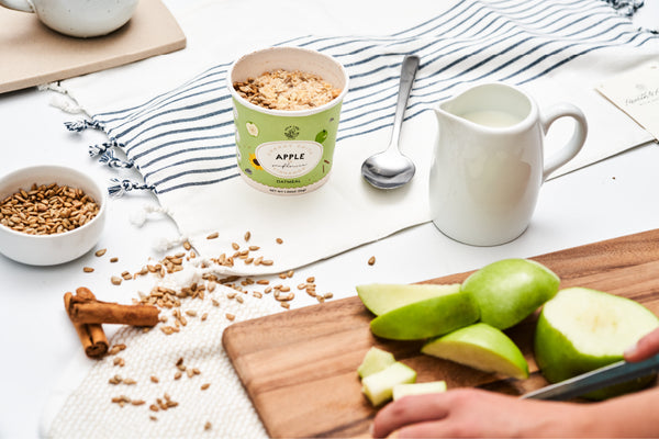 Boost Your Metabolism - Mylk Labs Oatmeal Cups