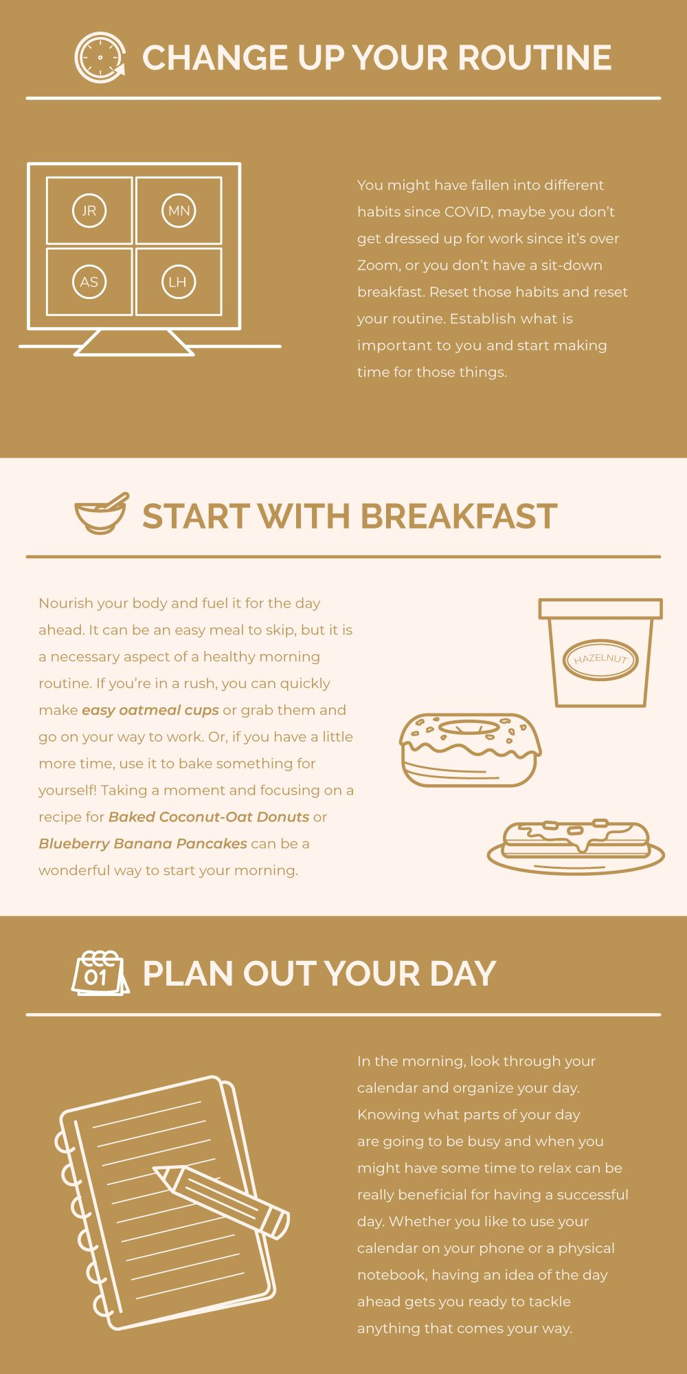 Change Your Morning Routine With Breakfast - Mylk Labs