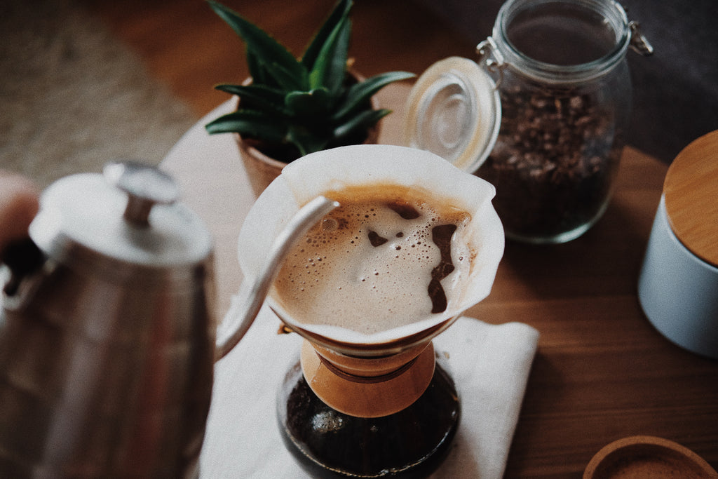 Coffe Pour Over Photo by Jannis Brandt