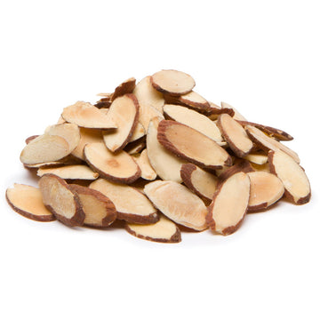 Roasted Sliced Almonds (1-lb)