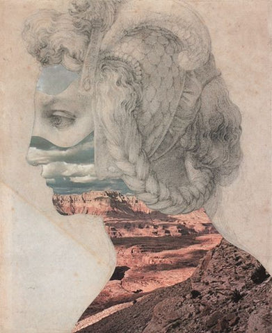 Silent Figure With Landscape {The Endless}