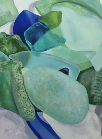 Sea Glass No. 17 – Lapetus