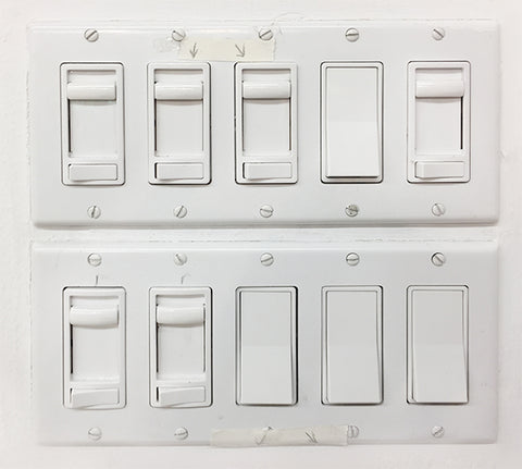 Light Switches and Arrows