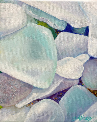 Seaglass No. 21 - Ariel