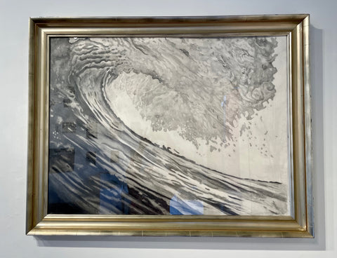Big Wave Drawing