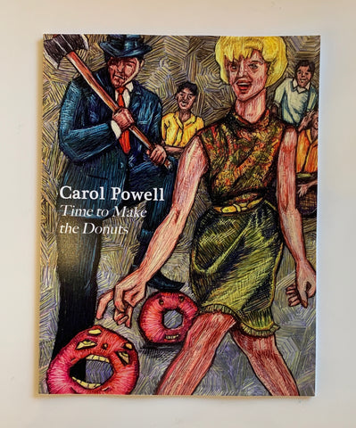 Carol Powell, Time to Make the Donuts Catalog