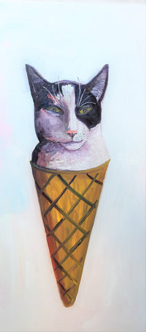 Cat Ice Cream