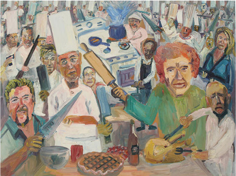 "John Kilduff - ""Too Many Cooks in the Kitchen"""