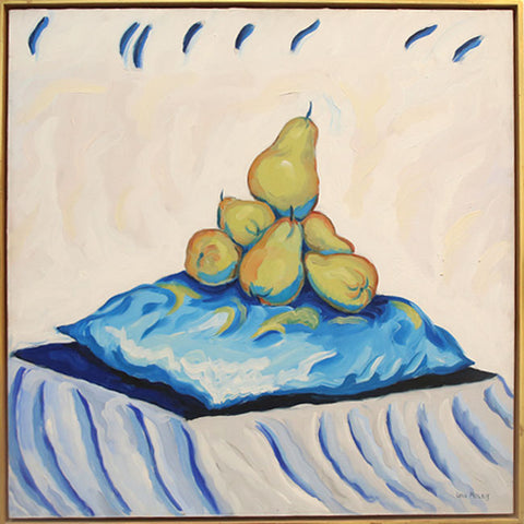 "Lena Moross - ""Pears on the Pillow"""