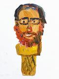 John Kilduff:  Custom Ice Cream Portraits