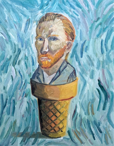 Van Gogh Ice Cream