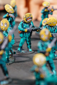 """Assorted Army Men"""