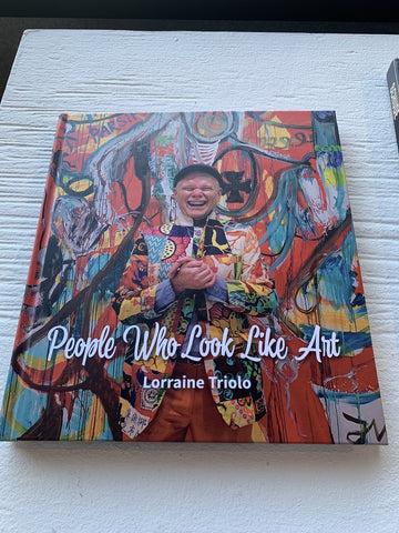People Who Look Like Art Book