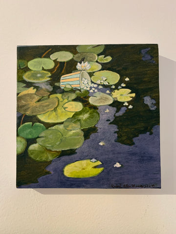 Water Lilies and Popcorn,