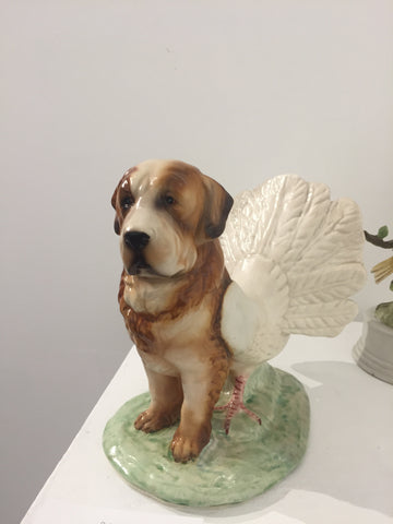 Bird Dog I - St. Bernard Dove