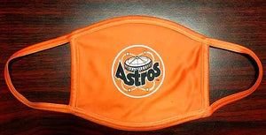 Houston Astros Astrodome Mask