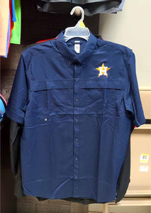 Astros embroidered Fishing shirt