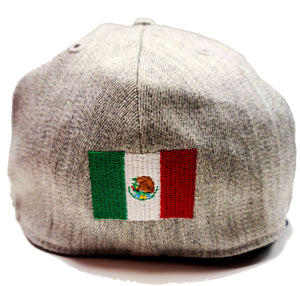 Houston Astros Cap Mexican Flag close up