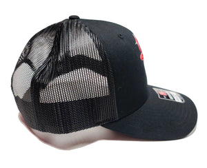 Houston Rockets Trucker Cap Side View