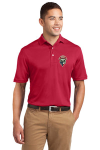 K469 Dri Mesh Polo  with logo embroidered