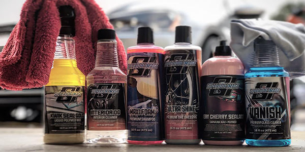 Superior Image Car Care Products : The new industry standard