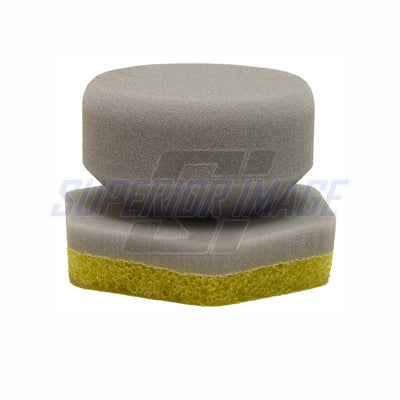 Griot's Garage Ergo Wave Foam Scrubber