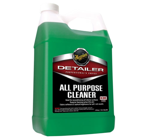 Meguiar's D101 Detailer All Purpose Cleaner, 1 Gallon