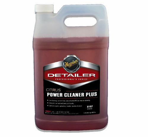 Meguiars D10701 Citrus Power Cleaner Plus 1 Gallon