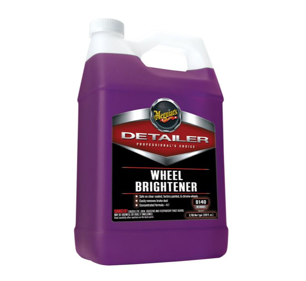 Meguiar's D140 Detailer Wheel Brightener™, 1 Gallon