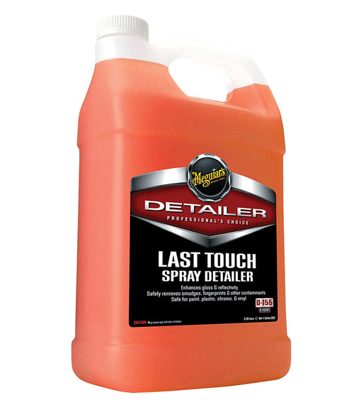 Meguiar's D155 Detailer Last Touch Spray Detailer, 1 Gallon