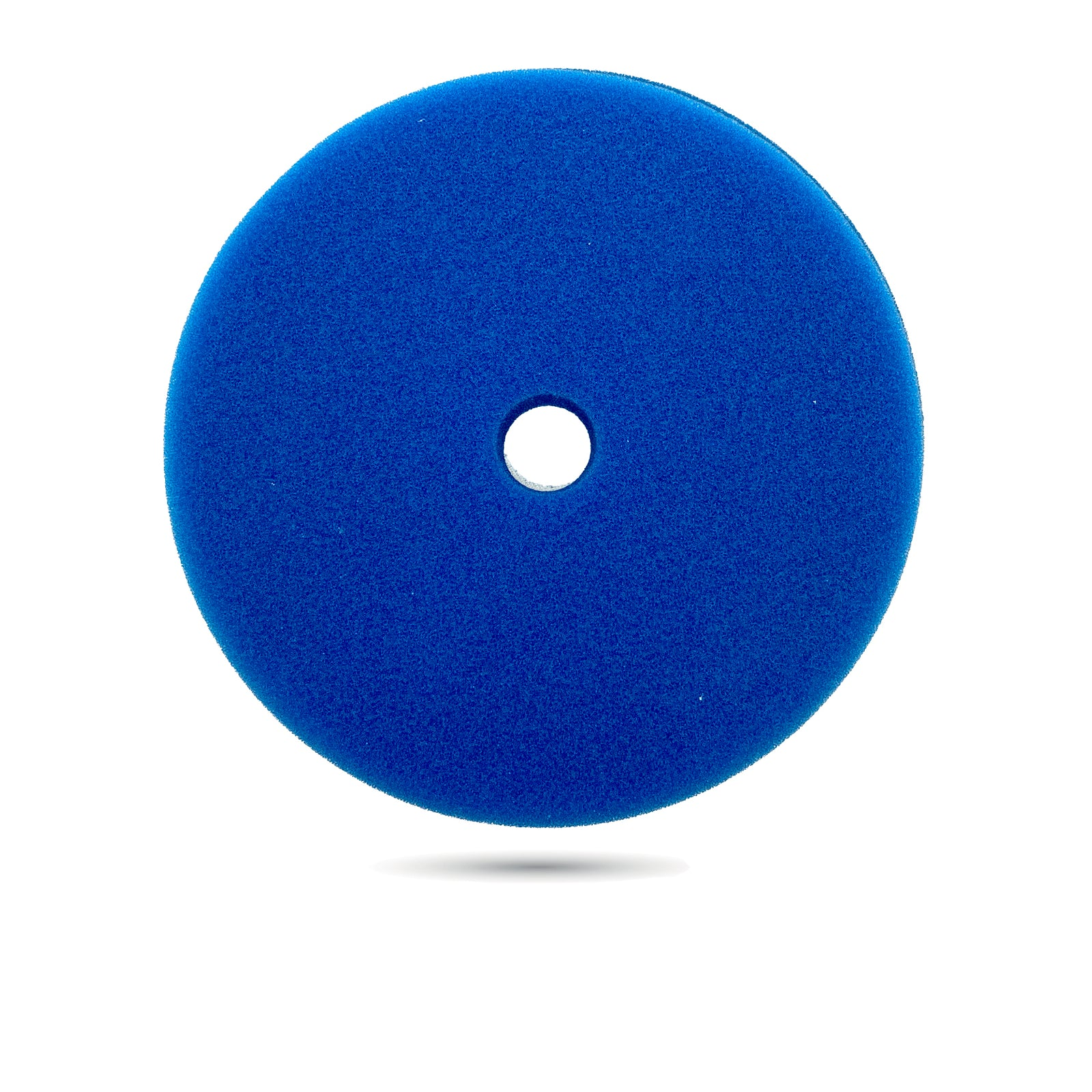 180mm (7 inch) Blue Coarse Foam Pad