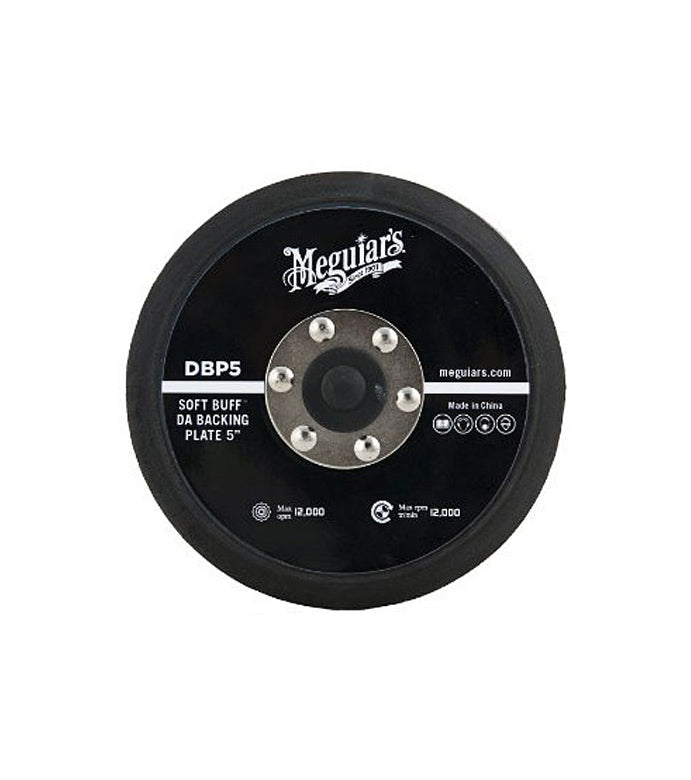 Meguiar's DBP5 DA Backing Plate - 5 inch