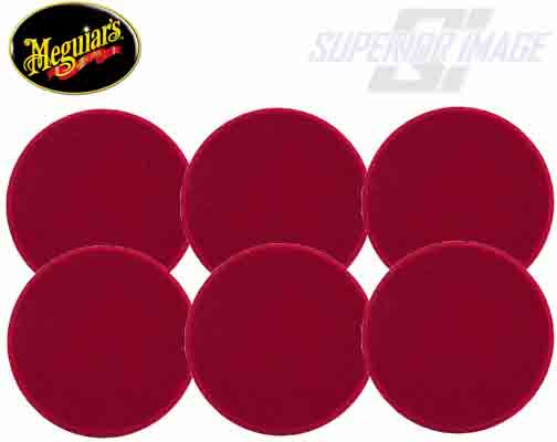 Meguiar's DFC6 Soft Buff DA Foam Cutting Disc - 6 inch